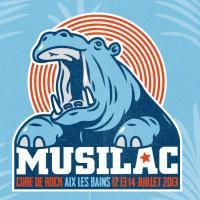Musilac 2013 du 12 au 14 juillet