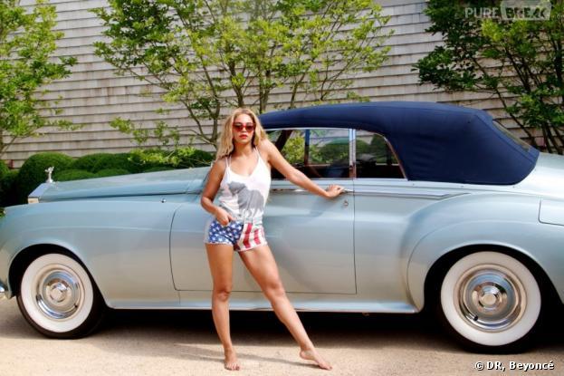 Jay-Z a offert une Rolls Royce à Beyoncé pour la fête nationale du 4 juillet