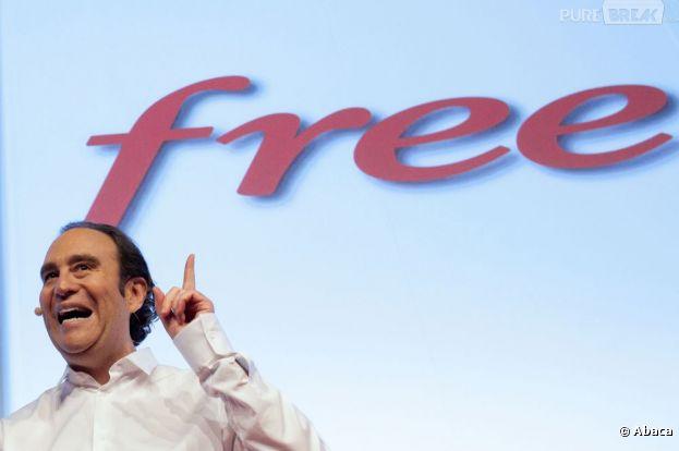 Xavier Niel propose une nouvelle offre Free Mobile
