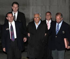 Dominique Strauss-Kahn a été arrêté à New York le 14 mai 2011