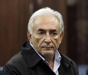 Dominique Strauss-Kahn devant la justice américaine en mai 2011