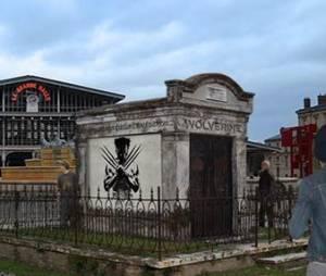 The Wolverine : son tombeau est présenté à Paris