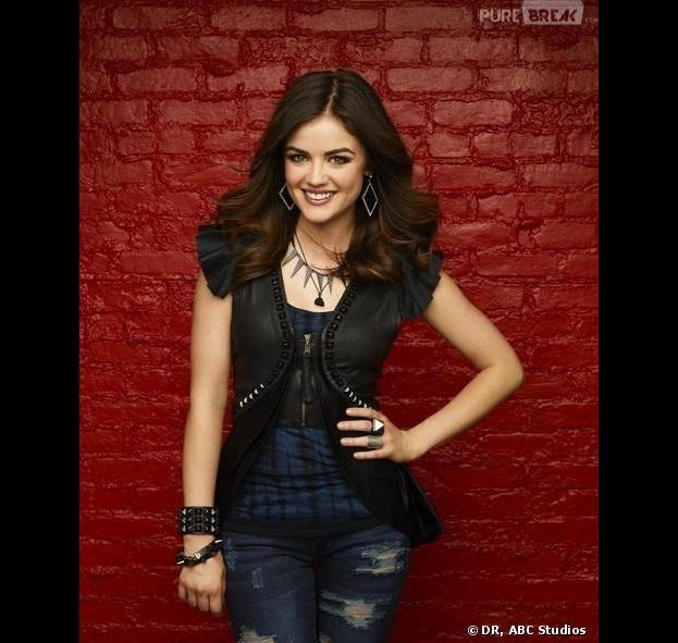 Pretty Little Liars saison 4 : Aria sur le départ ? La réponse de Lucy Hale