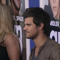 Taylor Lautner, Salma Hayek, Adam Sandler... : avant-première délirante à New York