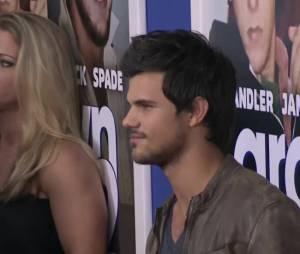 Taylor Lautner se confie sur Copains pour Toujours 2