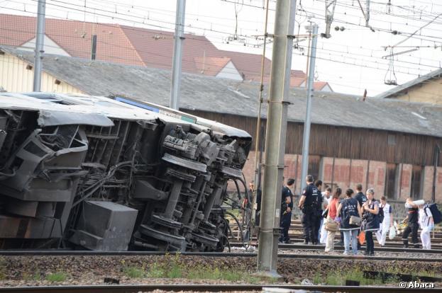 Brétigny-sur-Orgne : un internaute avait prédit l'accident sur Twitter