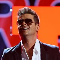 "Robin Thicke tacle Will.i.am : ""Il est excentrique"""