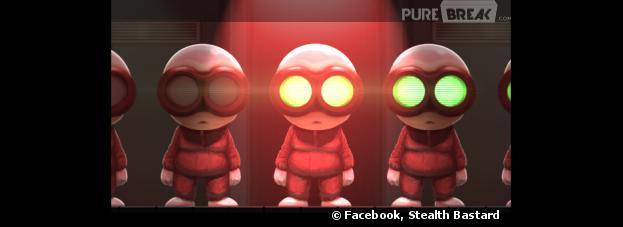 Stealth Inc : a clone in the dark