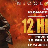 """Nicolas Cage au cinéma le 24 juillet dans """"12 heures"""""""