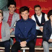 One Direction : leurs statues de cire débarquent à New-York