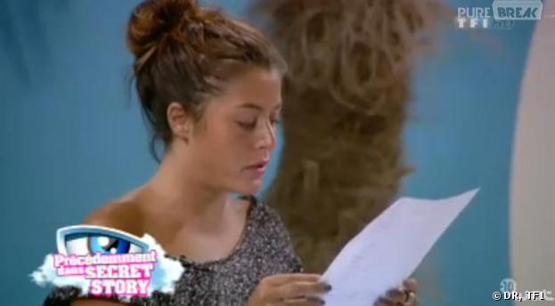 Secret Story 7 : Anaïs fait une déclaration à Julien.