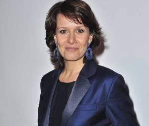 Carole Rousseau devient maman pour la première fois