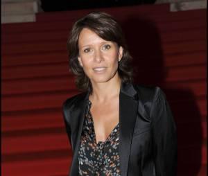 Carole Rousseau maman et aux anges