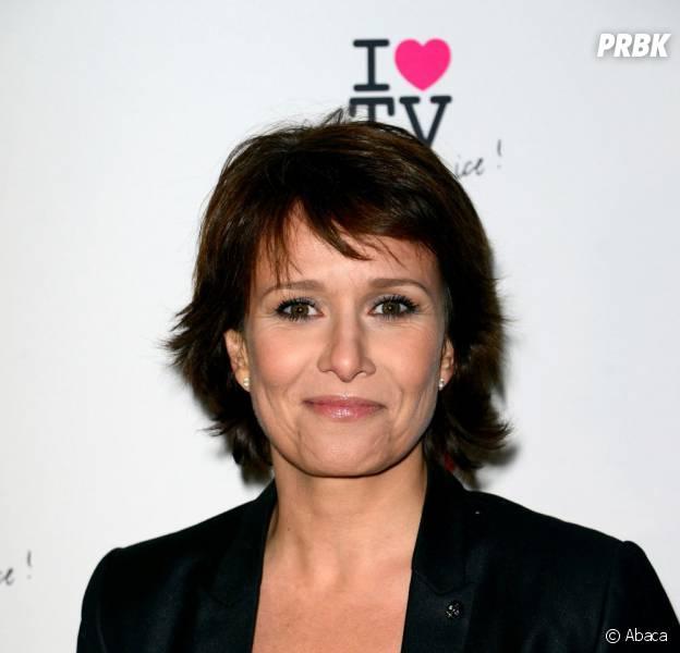 Carole Rousseau maman !