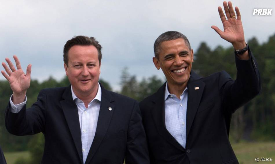 David Cameron est le premier ministre britannique