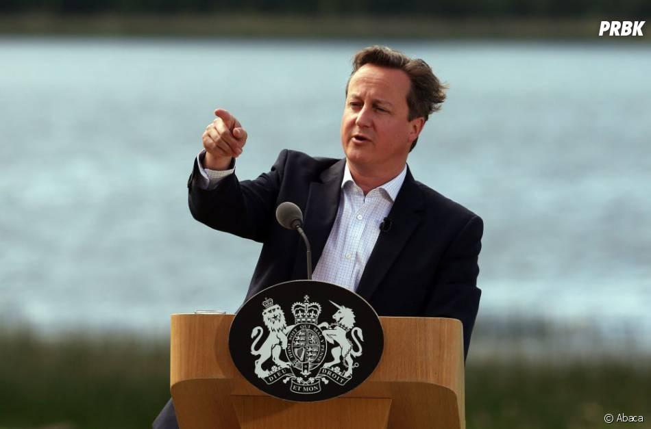 David Cameron est le premier ministre du Royaume-Uni depuis le 11 mai 2010