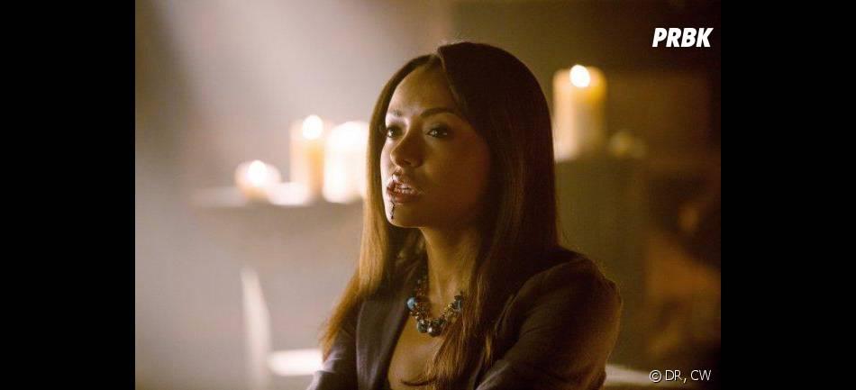 """Vampire Diaries saison 5 : Bonnie nous fait découvrir """"l'autre côté"""""""