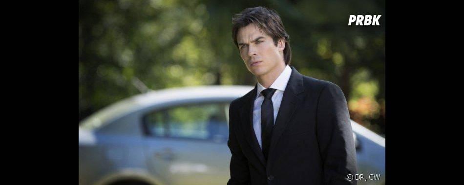 Vampire Diaries saison 5 : Damon un petit-ami idéal