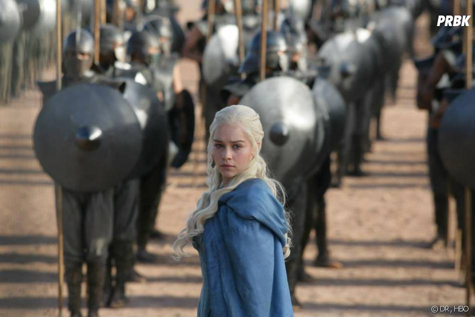 Game of Thrones : Emilia Clarke nommée aux Emmy Awards 2013