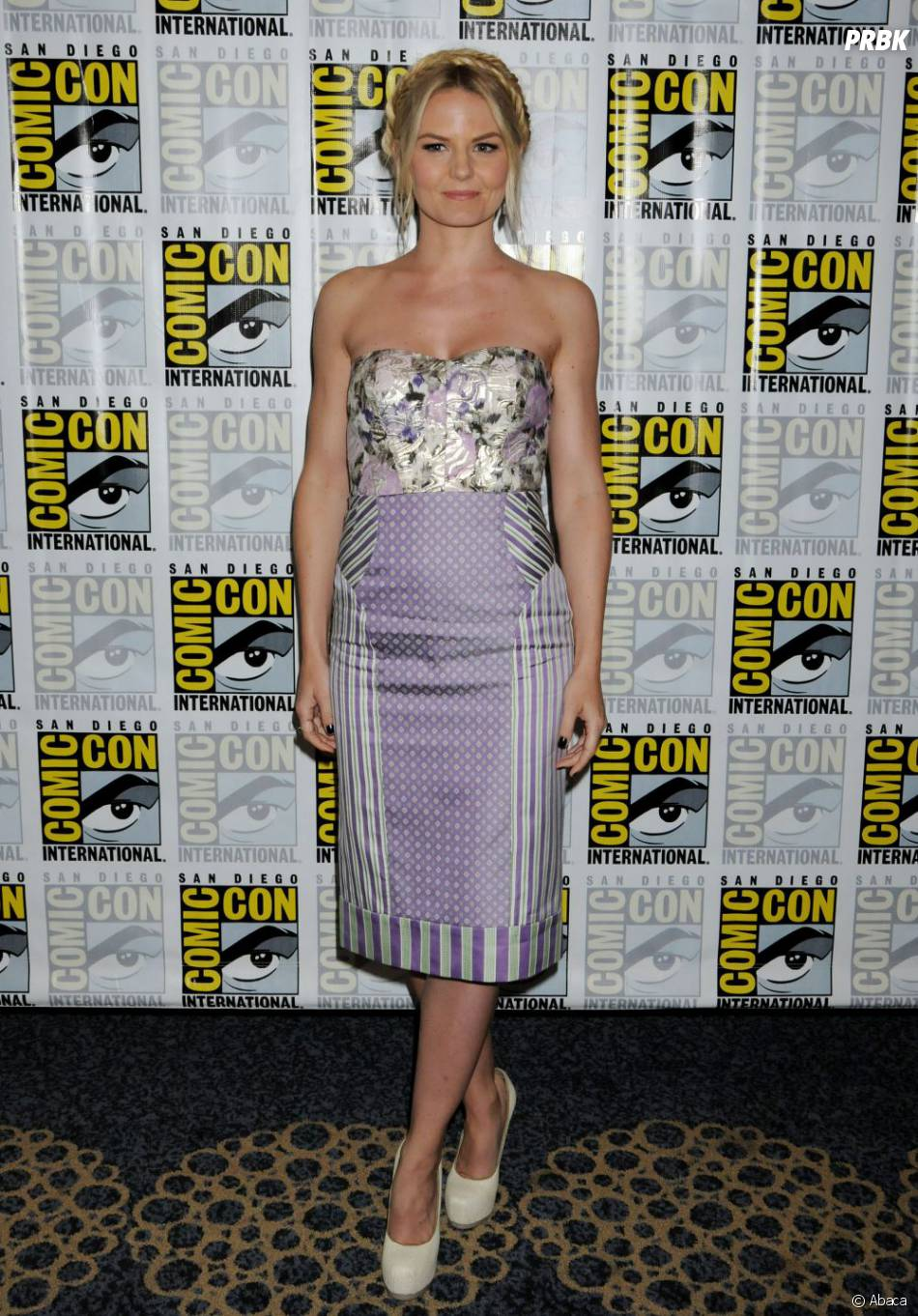 Once Upon a Time : Jennifer Morrison au Comic Con