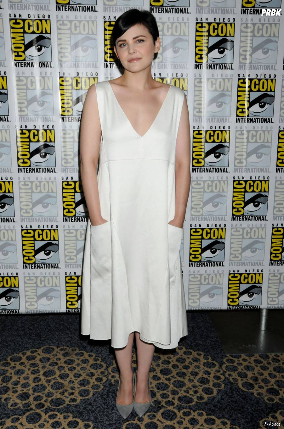 Once Upon a Time : Ginnifer Goodwin au Comic Con 2013