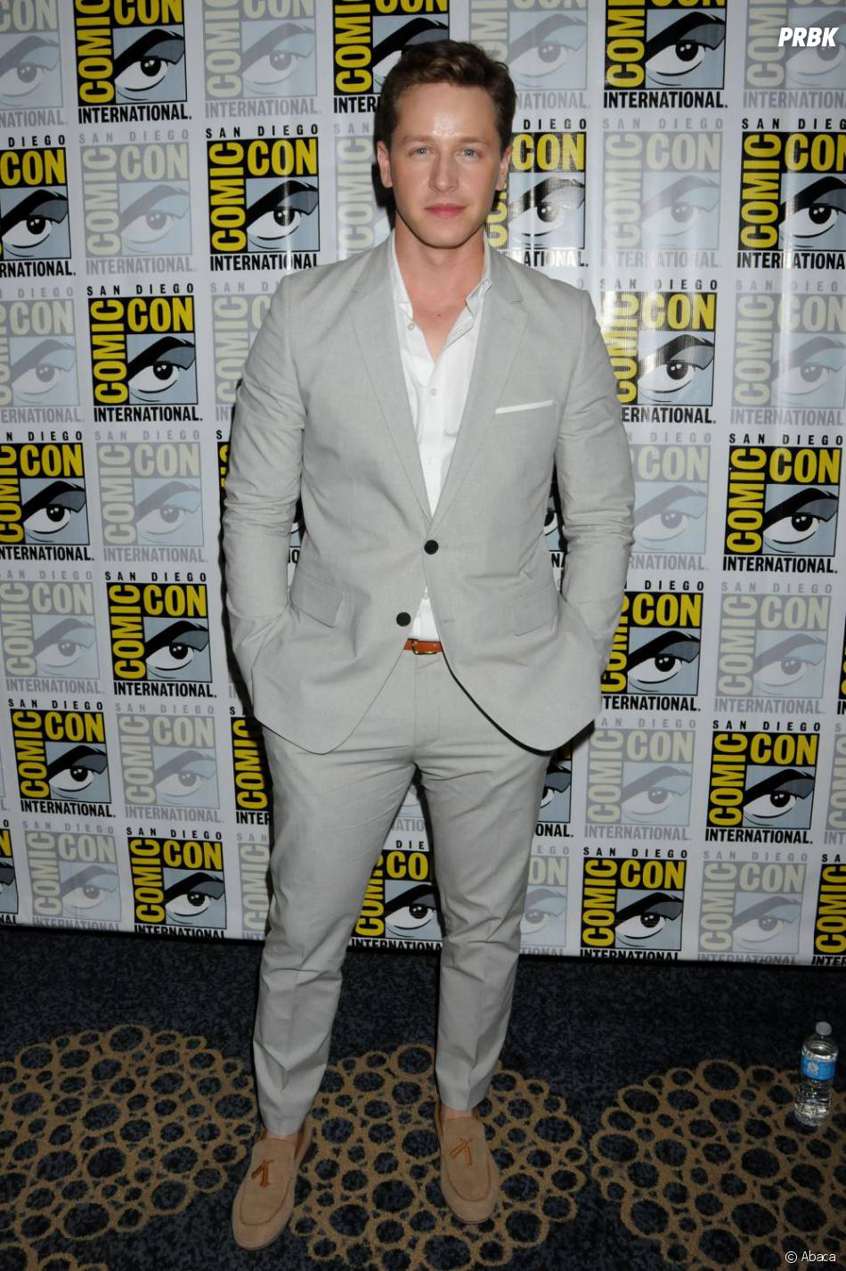 Once Upon a Time : Josh Dallas au Comic Con 2013