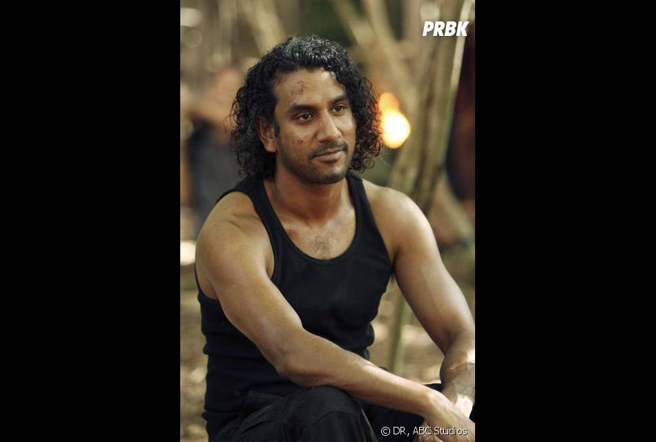Naveen Andrews rejoint Once Upon a Time in Wonderland