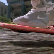 Retour vers le Futur : l'Hoverboard bientôt en vente ? Nom de Zeus !