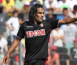 Falcao est le nouvel attaquant de l'AS Monaco