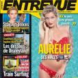 Les Anges de la télé-réalité 5 : Aurélie Dotremont sexy en bikini pour Entrevue