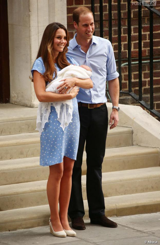 Royal Baby : le Prince Charles lui a déjà trouvé un surnom.