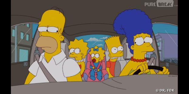 Les Simpson : le co-créateur souffre d'un concert en phase terminale