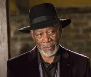 Morgan Freeman dans Insaisissables