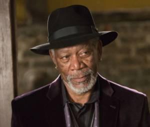 Morgan Freeman dansInsaisissables