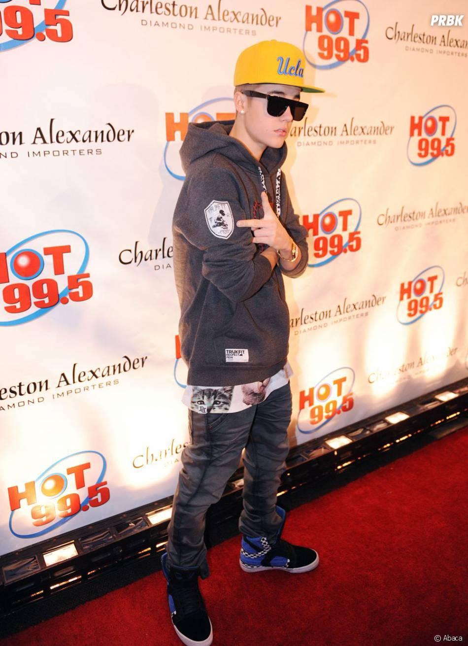Justin Bieber : Baby en tête des titres les plus téléchargés sur le territoire américain