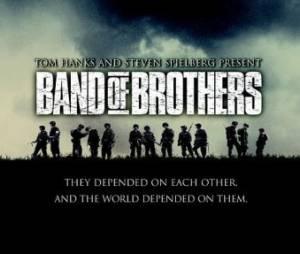 Steven Spielberg au milieu de la guerre avec Band of Brothers