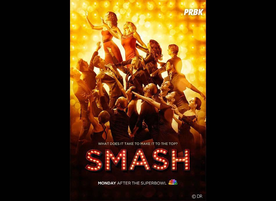 Smash, également produite par Steven Spielberg