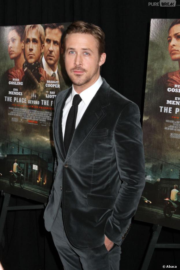 Ryan Gosling : dans la short-list de la Warner pour jouer Batman