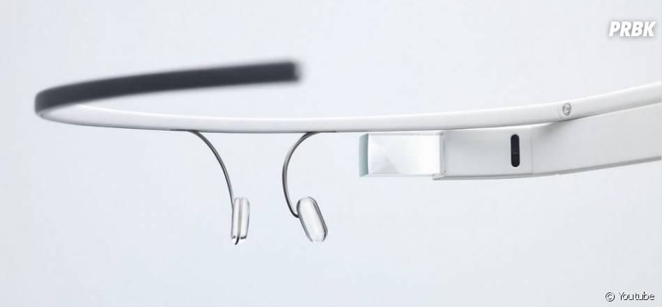 Les Google Glass sont les lunettes connectées de la firme de Moutain View