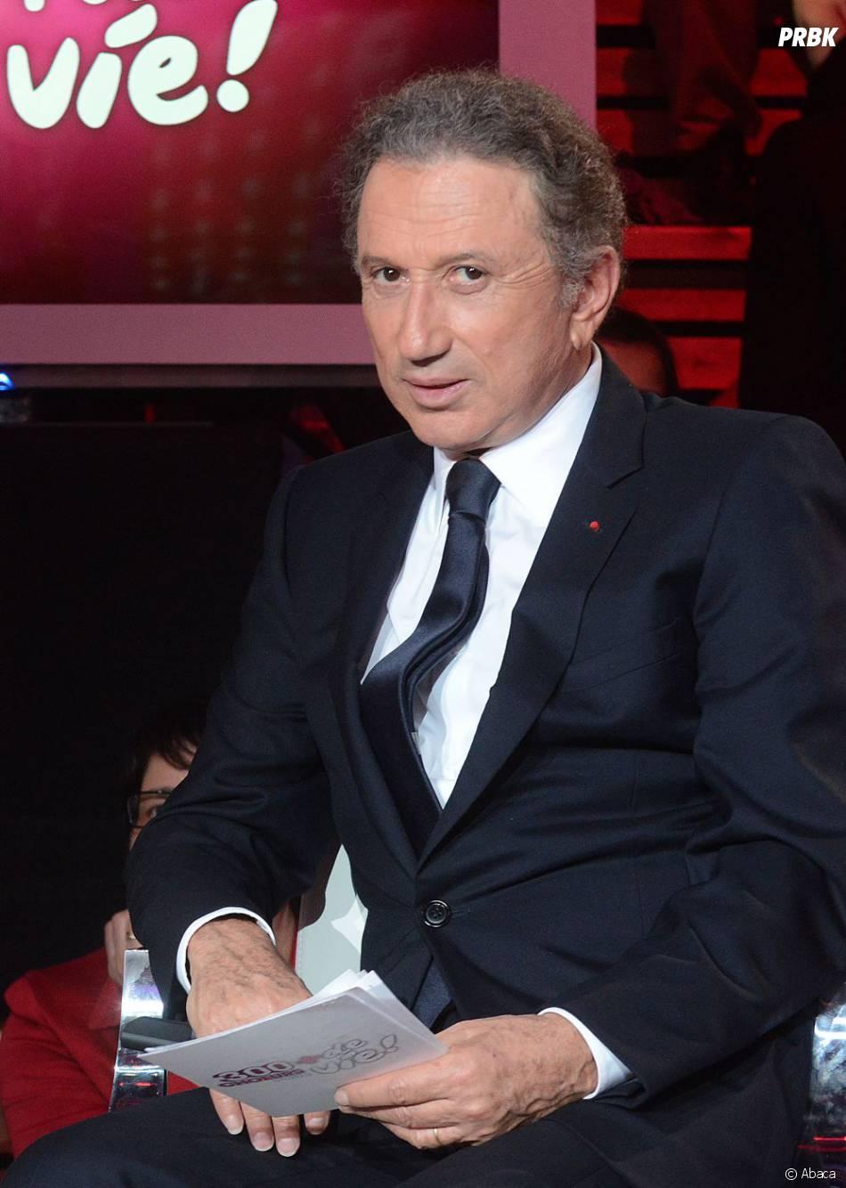 Michel Drucker pas convaincu par Cyril Hanouna sur Europe 1
