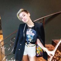 Miley Cyrus en studio : BANGERZ, le titre de son nouvel album enfin dévoilé sur Twitter