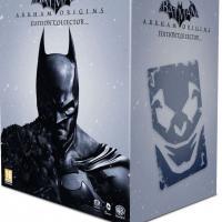 Batman Arkham Origins : Je suis la vengeance, je suis la nuit, je suis... le collector de vos rêves !