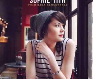 """Sophie-Tith et son premier album, """"Premières rencontres""""."""