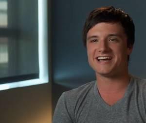 L'aube Rouge : Josh Hutcherson parle de son rôle et du film