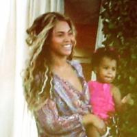 """Beyoncé et Jay-Z : leur petite Blue Ivy élue """"bébé le plus influent de la planète"""""""