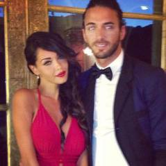 Nabilla Benattia et Thomas Vergara adoptent le glamour américain sur red carpet