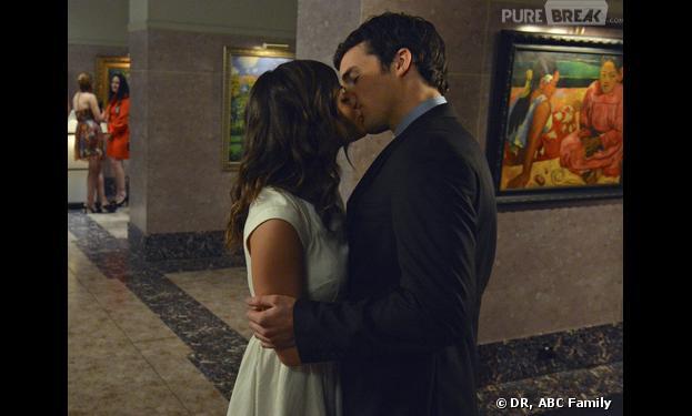 Quel futur pour Aria et Erza dans la saison 4 de Pretty Little Liars ?