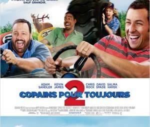 """""""Copains pour toujours 2"""", l'affiche"""