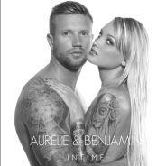 Aurélie et Benjamin (les Anges 5) nus : le calendrier sexy et intime