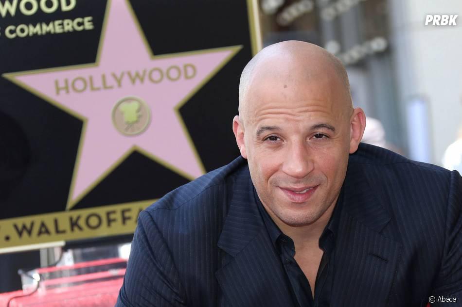 Vin Diesel inaugure son étoile sur le Walk of Fame entouré de sa famille et de ses amis
